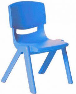 Silla Elite azul