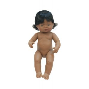 IAJDIM1-31058 Muñeca Latinoamericana niña