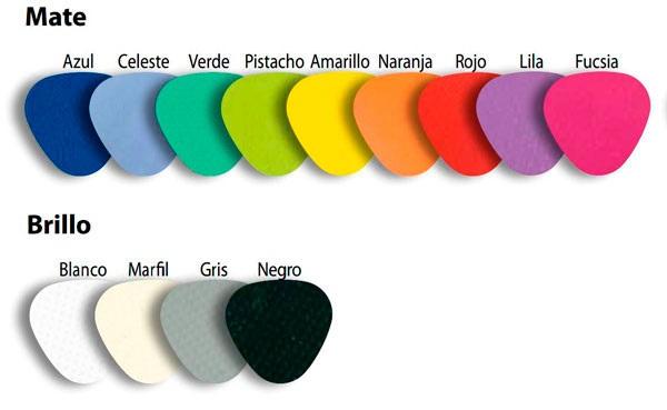 Carta_Colores_radiadores-Poliester-PVC