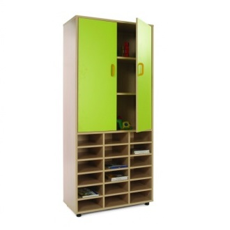 EMARMB600406-Mueble casillero y armario