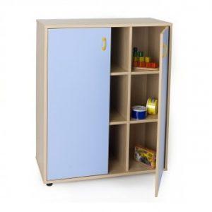 EMMAMB600808- Mueble intermedio armario -2-puertas-y-9-casillas