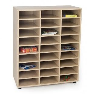 EMMAMB600814- Mueble intermedio 27 casillas