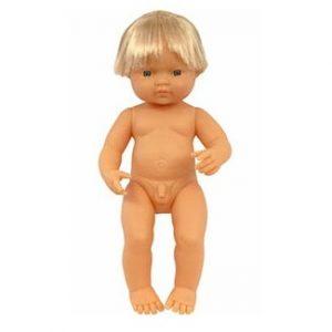 IAJDIM1-31051- Muñeco Europeo niño