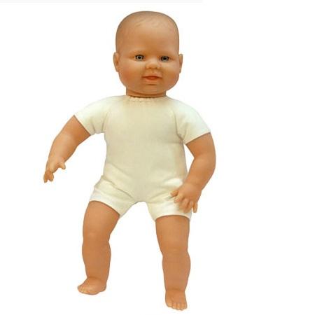 IAJDIM1-31061 muñeco europeo blandito