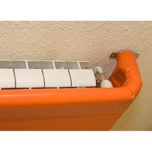 Protección radiador completo tubular