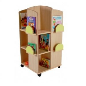 IMBIMB602101-Torre expositor de libros