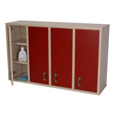 Mueble casillero 12 casillas con puerta mobiliario escolar - Mueble casillero ikea ...