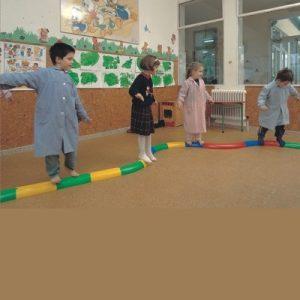 ISDEAM412100 Pasillo semicircular equilibrio acoplable