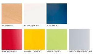 Colores Compactmel
