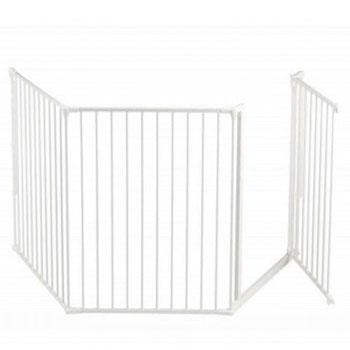 Barrera de seguridad Flex L Blanco